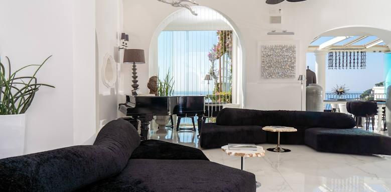 Hotel Villa Franca, hall