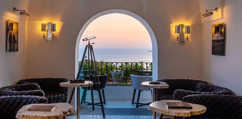 Hotel Villa Franca, bar