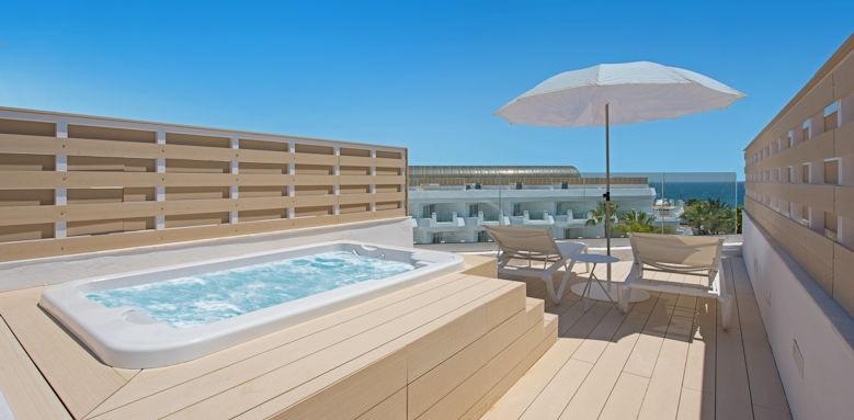 iberostar marbella coral beach, penthouse double