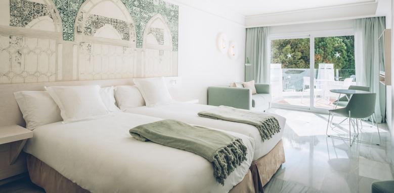 iberostar marbella coral beach, double room