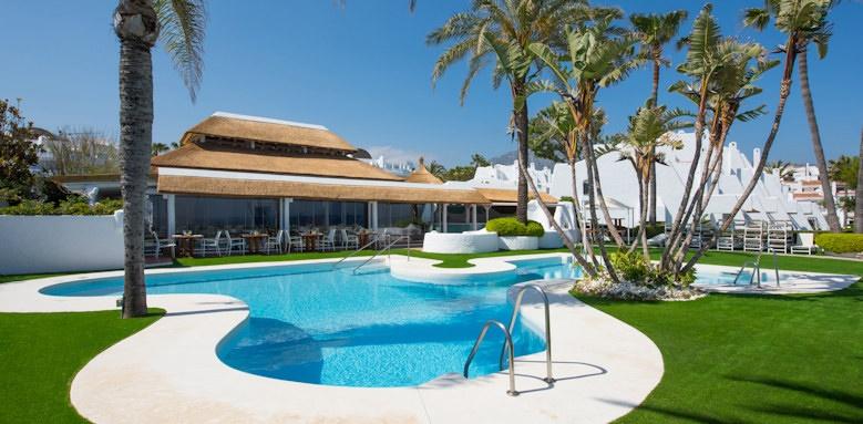 iberostar marbella coral beach, main pool