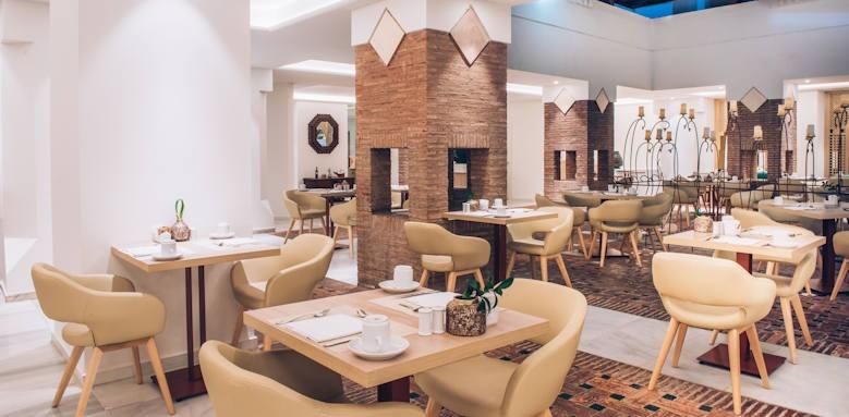 Iberostar Coral Beach, buffet restaurant