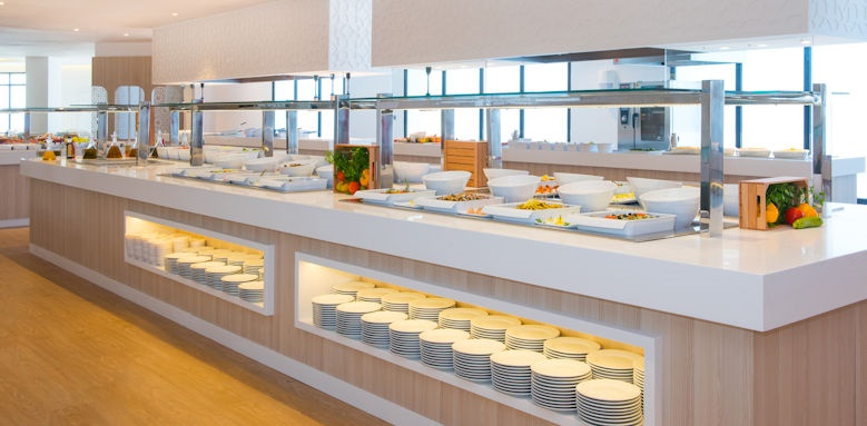 iberostar founty beach, buffet