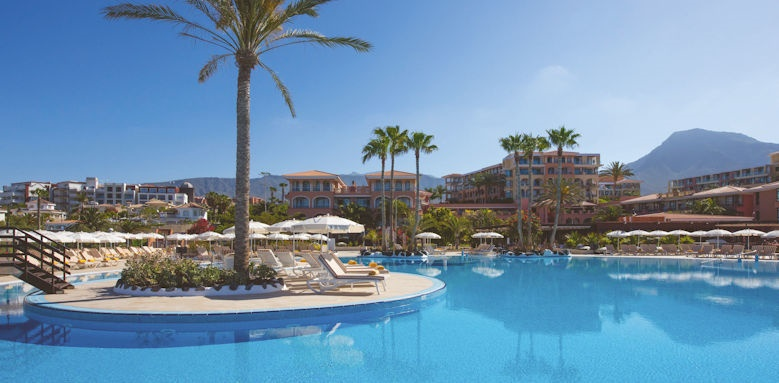 iberostar anthelia, anthelia pool