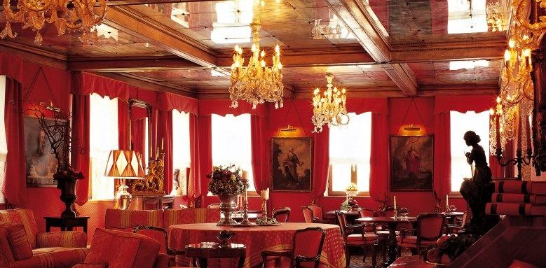 Metropole Hotel, restaurant