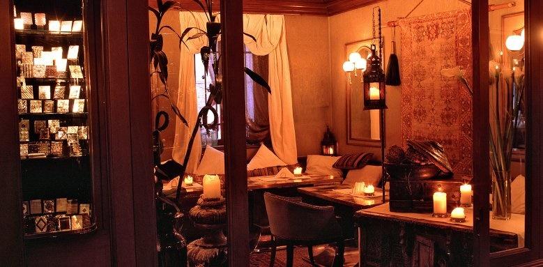Metropole Hotel, bar