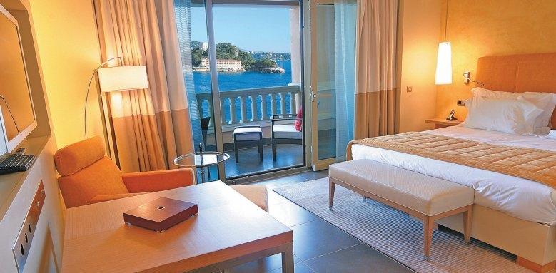 Monte Carlo Bay Hotel & Resort, exclusive sea view room