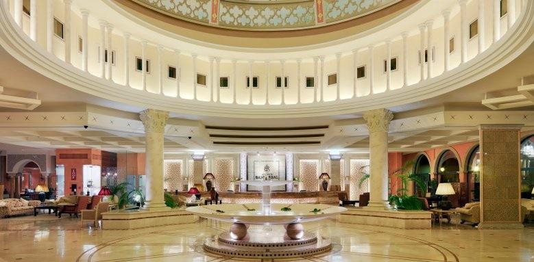 Grand hotel Atlantis Bahia Real, lobby