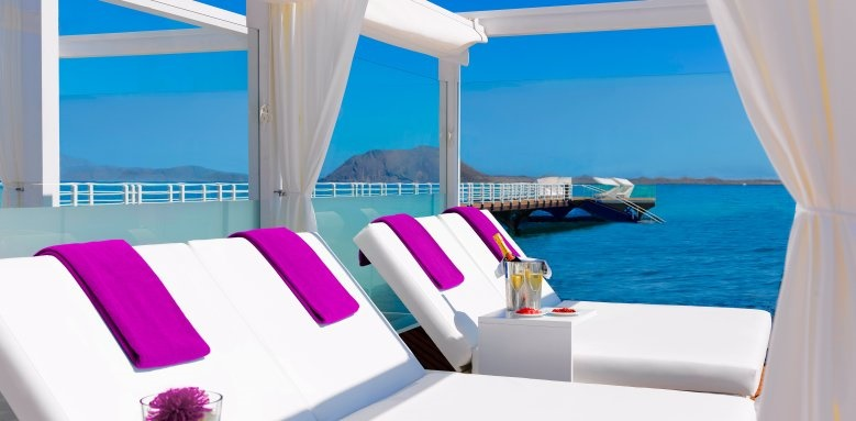Gran Hotel Atlantis Bahia Real, Coco Beach Chill out