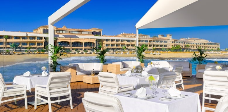 Gran Hotel Atlantis Bahia Real, Coco Beach Lounge and club