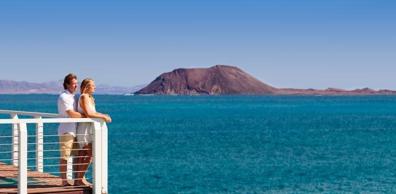 Gran Hotel Atlantis Bahia Real, Coco Beach view