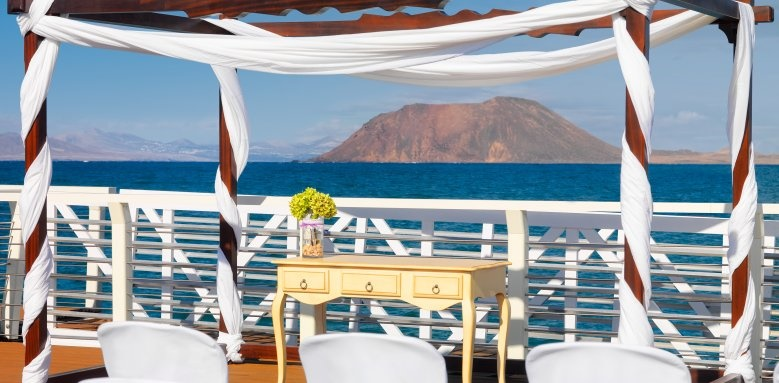 Gran Hotel Atlantis Bahia Real, Coco Beach wedding