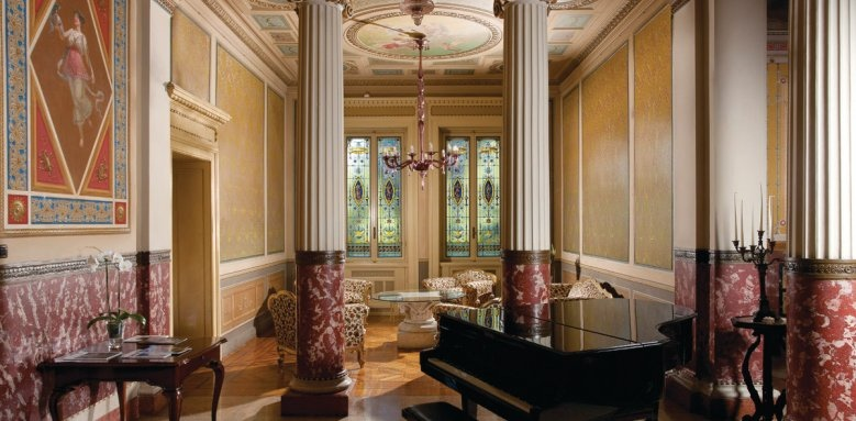 Palace Hotel Villa Cortine, interior