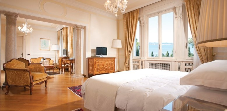 Palace Hotel Villa Cortine, suite
