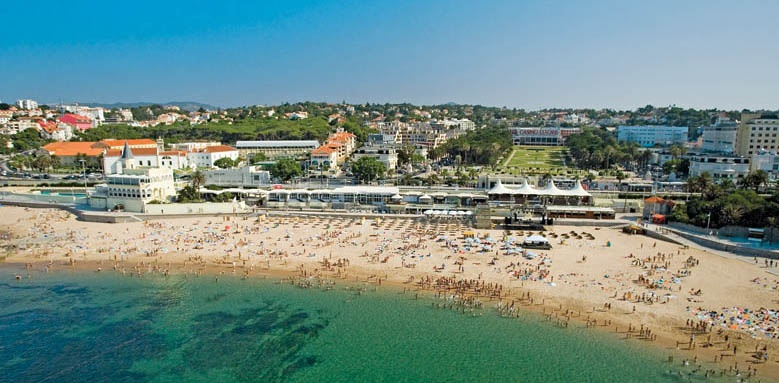 Palacio Estoril Hotel Golf & Spa, Tamariz beach