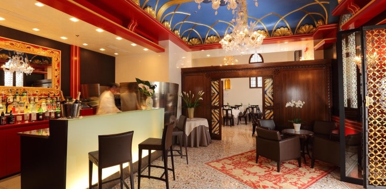 Palazzo Stern Hotel, bar