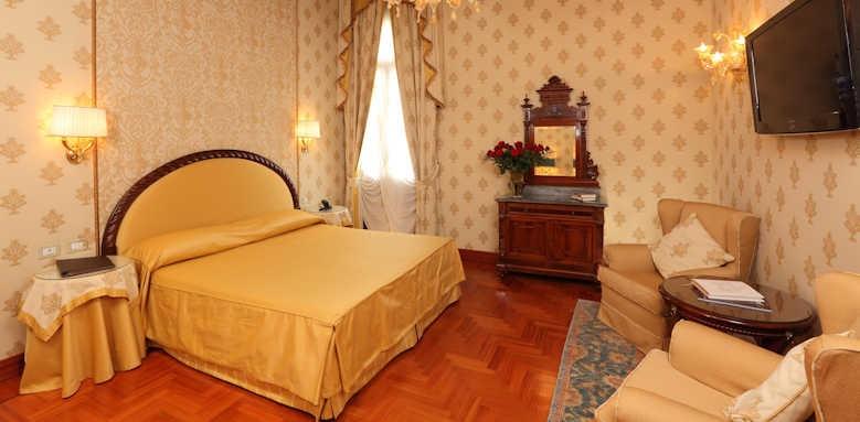 Palazzo Stern Hotel, Superior Room