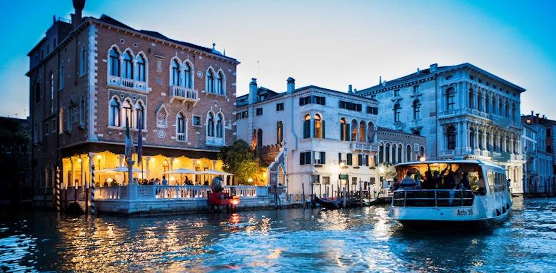 Palazzo Stern Hotel, Evening Landsacpe Image