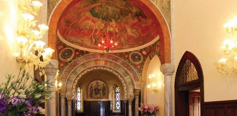 Palazzo Stern Hotel, chapel