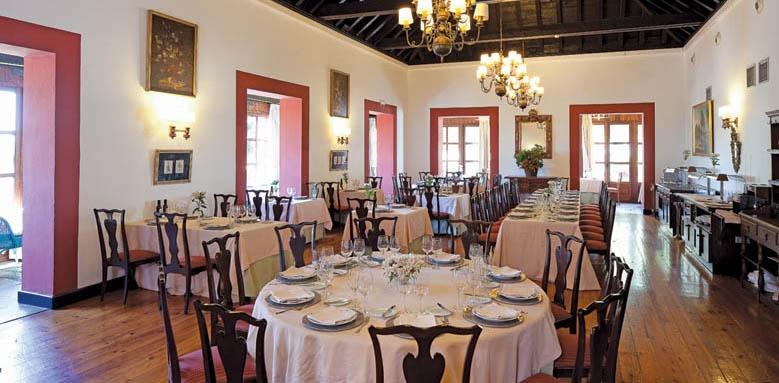 Parador de la Gomera, Dining Room