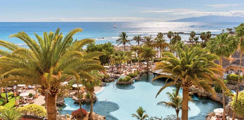 Bahia del Duque, resort overview
