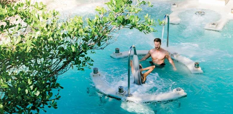 Bahia del Duque, spa pool