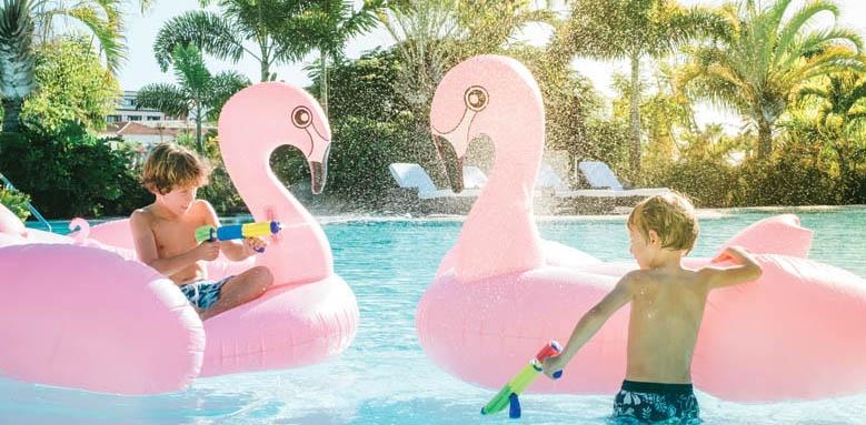 Bahia del Duque, childrens pool