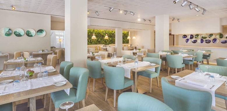 The Lake Resort, fusion restaurant
