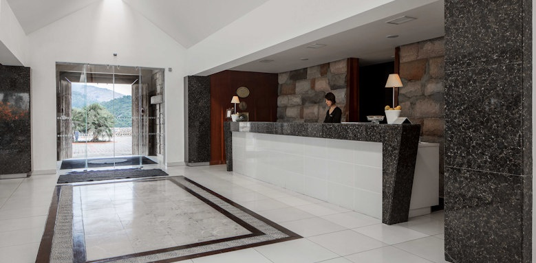 The Marmara Bodrum, lobby