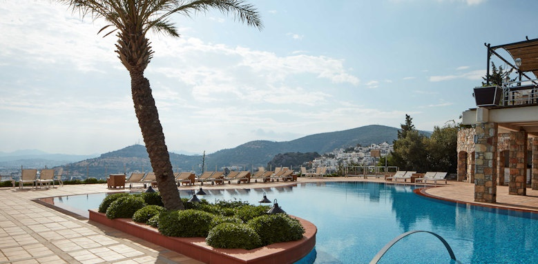 The Marmara Bodrum, pool