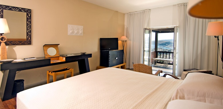 The Marmara Bodrum, luxury sea view