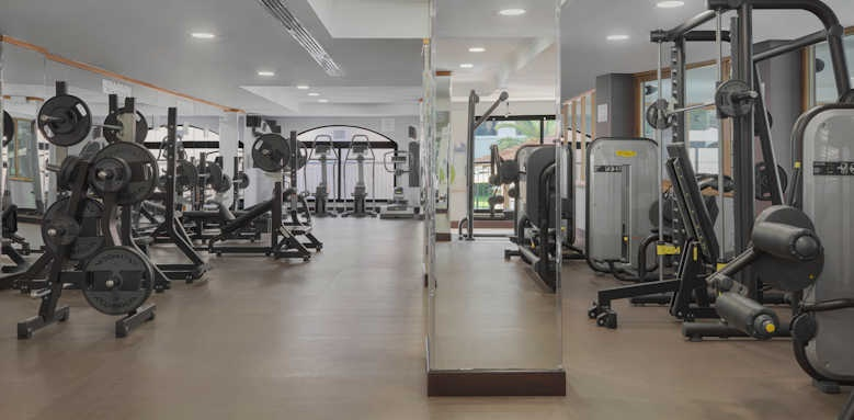 The Westin Dragonara Resort, gym