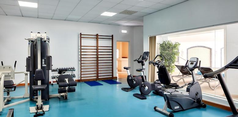 Tivoli Lagos, Gym Image