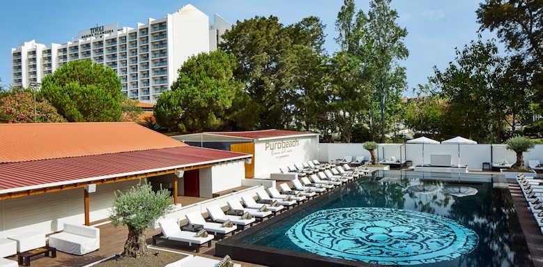 Tivoli Marina Vilamoura, adult only pool