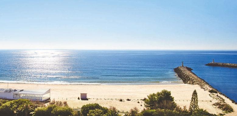 tivoli marina vilamoura, beach