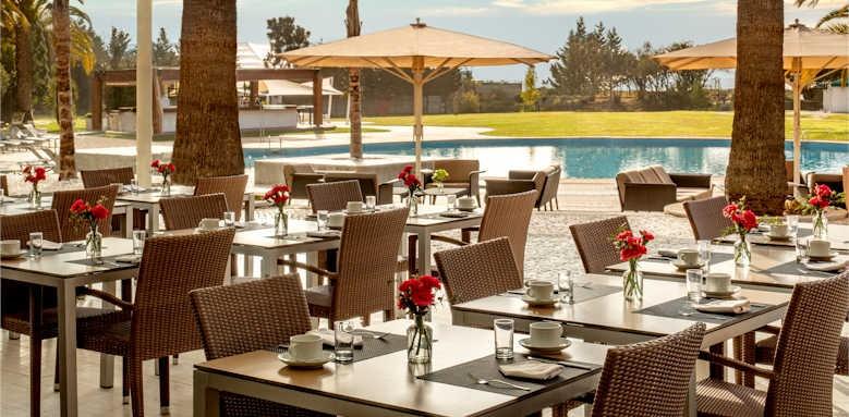 tivoli marina vilamoura, chilli restaurant terrace