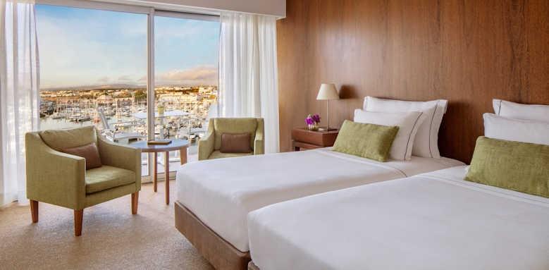 tivoli marina vilamoura, Deluxe guestroom with view of Marina