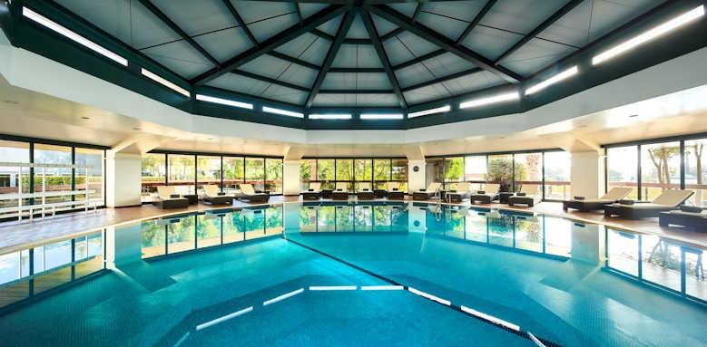 tivoli marina vilamoura, indoor pool