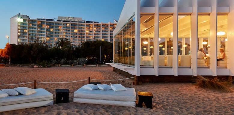 Tivoli marina vilamoura, beachfront