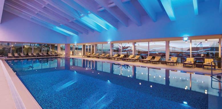 Valamar Dubrovnik President, indoor pool