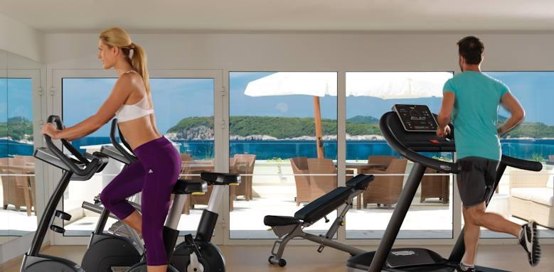 Valamar Dubrovnik President, gym