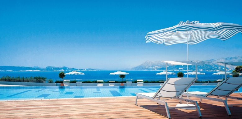 Valamar Dubrovnik President, pool