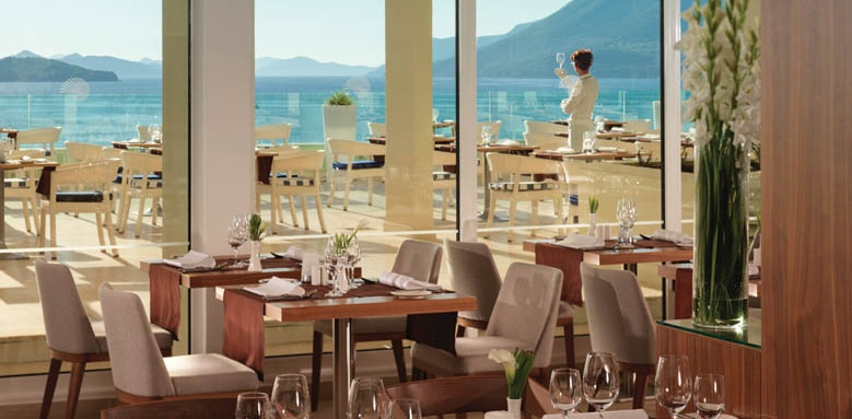 Valamar Dubrovnik President, restaurant