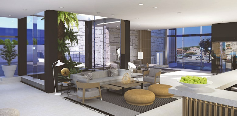 bellevue, lobby lounge