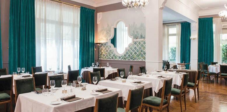 Grand Hotel Francia & Quirinale, restaurant