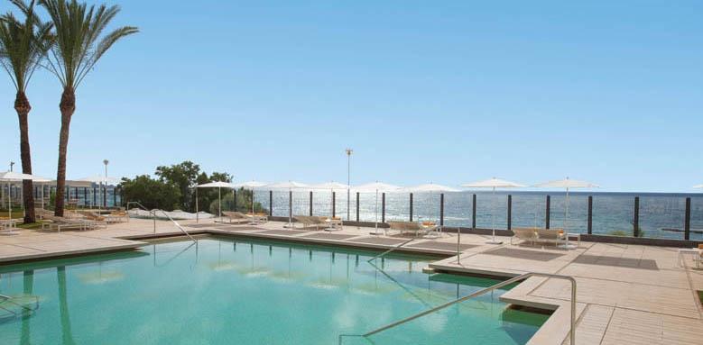 Iberostar Grand Hotel Salome, Pool and sea