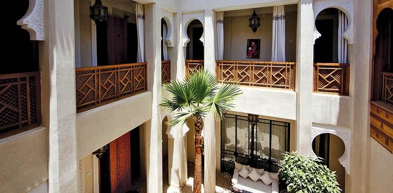 Riad Dar Justo, courtyard