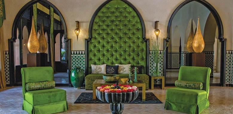 Palais Aziza, Lobby