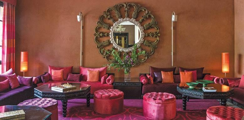 Palais Aziza, Moroccan Salon