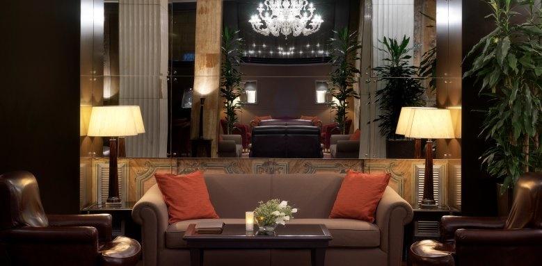 Hotel Bernini Bristol, lounge